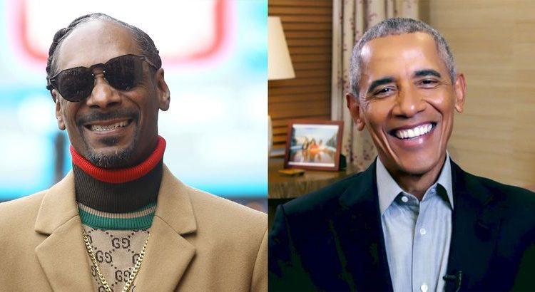 (mouv.fr)Snoop Dogg laisse entendre qu'il aurait fumé un joint avec Obama