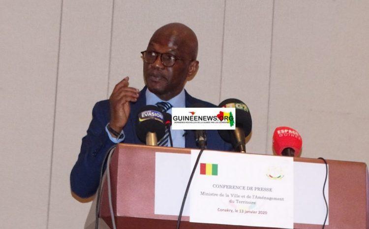 (Guineenews.org)Bambeto et Kaporo rails  « aucun cimetière ne sera rasé», précise le ministre Kourouma
