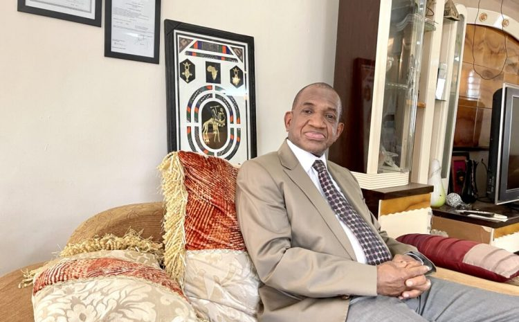 (Guineenews.org)Komara invité à la cérémonie d'investiture du nouveau président Niger à Niamey