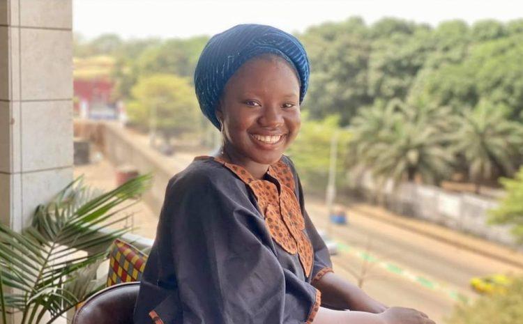 (Generation224)LITTÉRATURE l'activiste Makèmè Konaté présentera prochainement son 1er livre