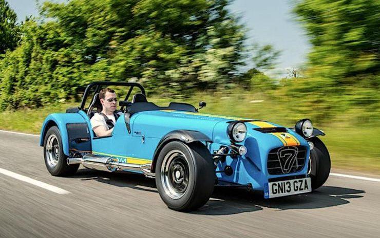 (Forbes.fr)L'icône britannique Caterham rachetée par un groupe automobile japonais.