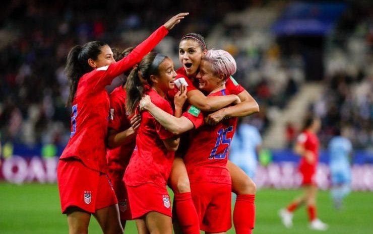 (Forbes.fr)Football Féminin:  Comment Les Américaines Luttent Pour L'Égalité?