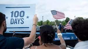 (rfi.fr)États-Unis: le président Joe Biden part en campagne pour son plan de relance économique.