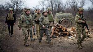 (rfi.fr)Ukraine: pas de trêve militaire pour la Pâques orthodoxe dans le Donbass.