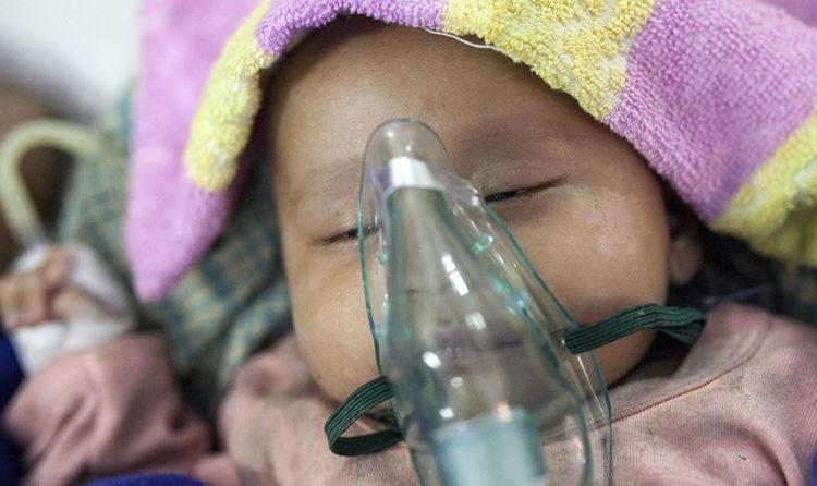 (BBC)Ces inventions ingénieuses qui sauvent la vie d'enfants ayant désespérément besoin d'oxygène