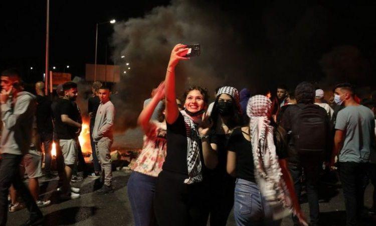 (BBC)Conflit israélo-palestinien : comment ça se joue sur Tik-Tok?