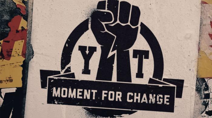 (reggae.fr)L'anglais YT sort un bon EP 'Moment For Change'