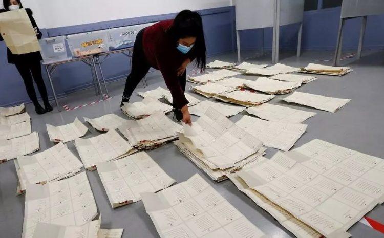 (rfi)Chili: «La mobilisation de 2019 s'est retrouvée dans les urnes»