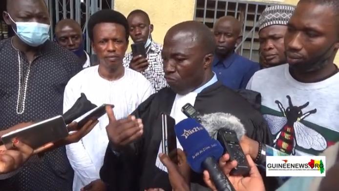(Guineenews.org)TPI de Kaloum : ouverture du procès contre des hauts cadres de la Fonction publique