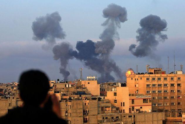 (Huffpot)Jérusalem: Communistes et Insoumis fustigent la position du gouvernement
