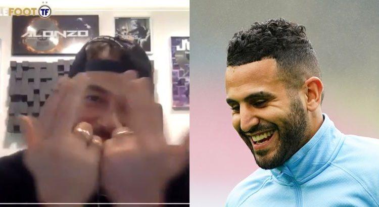 (le moov)JuL lance un défi à Riyad Mahrez pour la finale de la Ligue des champions
