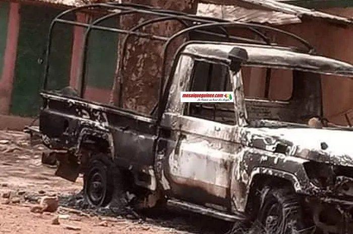 (mosaiqueguinee.com)Banora : un mort, deux blessés et des dégâts, le préfet et le gouverneur attendus sur les lieux