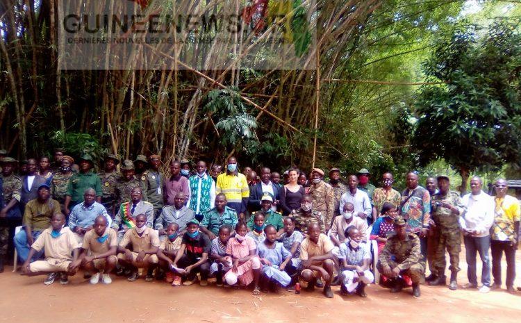 (Guineenews)Lola : Autorités et citoyens célèbrent la journée internationale des patrimoines mondiaux à Gbakoré