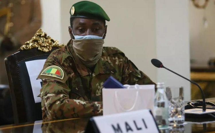 (rfi)Mali: la Cour constitutionnelle déclare le colonel Assimi Goïta président de la transition
