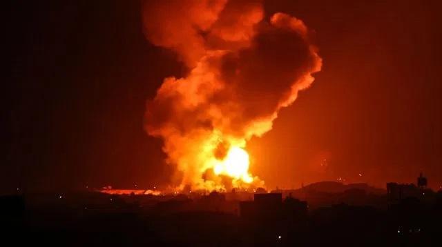 (mosaiqueguinee)Frappes israéliennes, roquettes du Hamas : 40 morts, la tension grandit au Proche-Orient