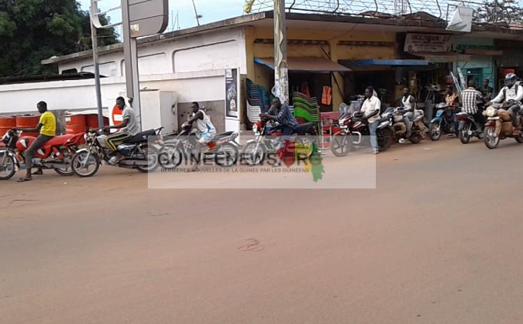 (Guineenews.org)Kankan : La crise de carburant s'enlise