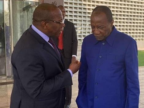 (Guineenews)Guinée : la cohésion gouvernementale a-t-elle pris des failles ?