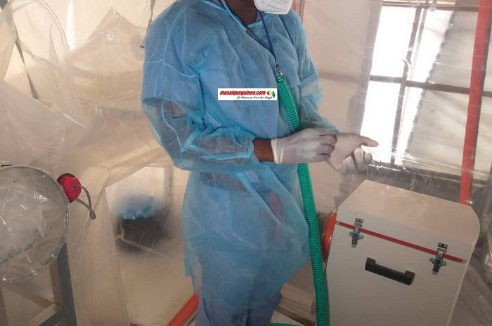 (mosaiqueguinee.com)N'zérékoré: le compte à rebours vers la fin de l'épidémie d'Ebola déclenché