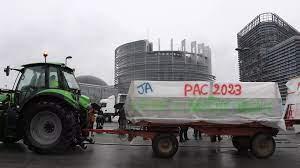 (rfi.fr)Agriculture: les négociations sur la réforme de la PAC achoppent à Bruxelles.