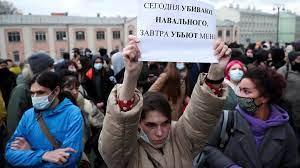 (rfi.fr)Russie: la vidéo-surveillance, nouvelle arme du pouvoir contre les manifestants d'opposition.