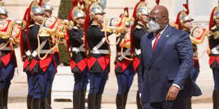 (monde.fr)RDC : le président proclame « l'état de siège » dans deux provinces touchées par la violence.