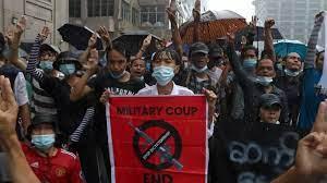 (rfi.fr)Birmanie: «Sanctionner la compagnie birmane de gaz et de pétrole pourrait changer la donne»