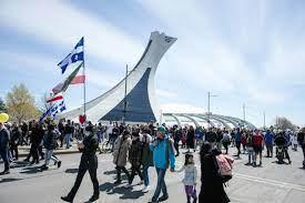 (rfi.fr)Canada: importante manifestation à Montréal contre les restrictions sanitaires.