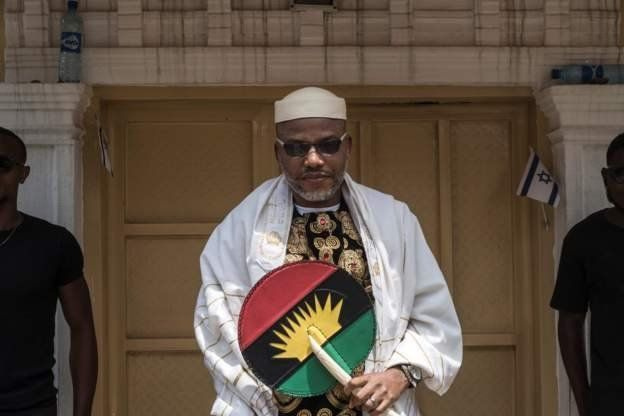 (bbc)Qui est Nnamdi Kanu, le leader séparatiste biafrais emprisonné ?