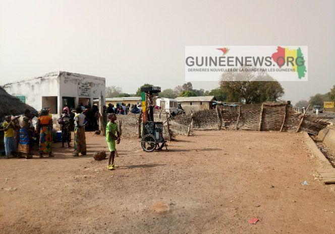(Guineenews.org)Fermeture des frontières terrestres : le calvaire des passagers et l'enrichissement illicite des FDS