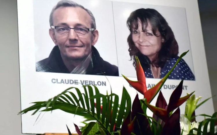 (rfi.fr)Assassinat de Ghislaine Dupont et Claude Verlon: le chef du commando tué par l'armée française