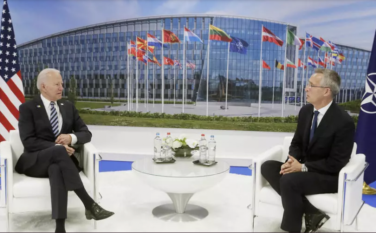 (rfi.fr)Sommet de l'Otan: l'heure des retrouvailles transatlantiques