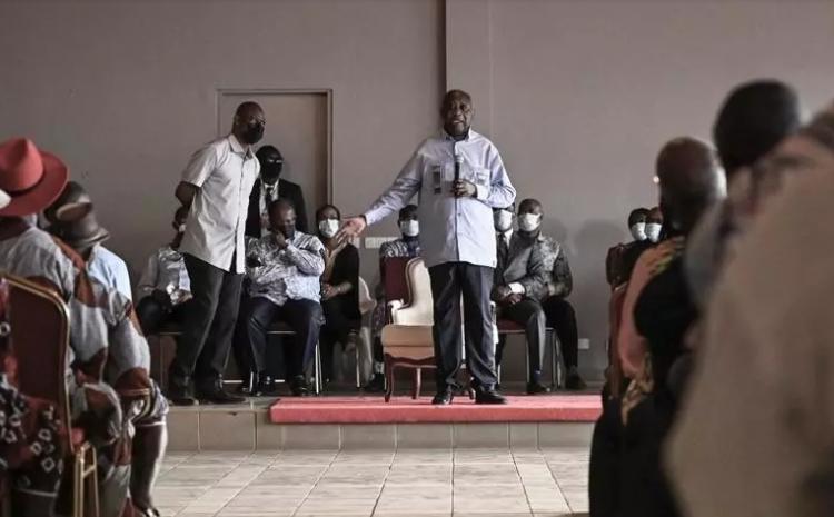 (rfi.fr)Laurent Gbagbo à propos de la CPI : «Il fallait écarter un homme gênant»