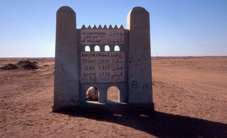 (rfi.fr)Algérie: sous le sable, les déchets nucléaires français
