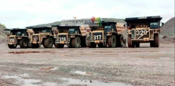 (Guineenews.org)Tension entre Moolmans et ses employés à Siguirini : les activités de l'entreprise à l'arrêt