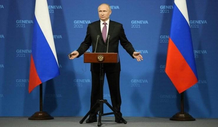 (Reseauinternational)Biden-Poutine, un Yalta II plutôt qu'un nouveau Berlin
