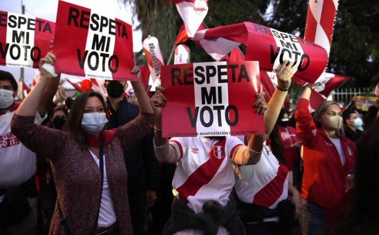 (observateurcontinental)Pérou: l'Amérique latine progressiste ne faiblit pas