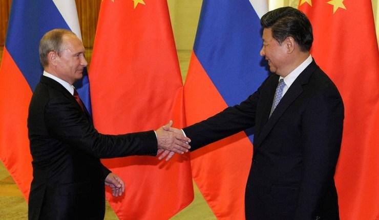 (Reseauinternational)Poutine et Xi blindent leur Axe. Mais l'UE risque l'échec