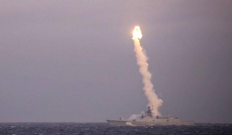 (Reseauinaternational)Les capacités uniques des missiles russes Prometei, Sarmat et Tsirkon