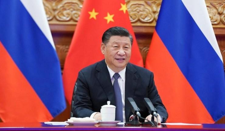 (Reseauinternational)Xi Jinping et Vladimir Poutine annoncent la prolongation du Traité de bon voisinage et de coopération amicale Chine-Russie