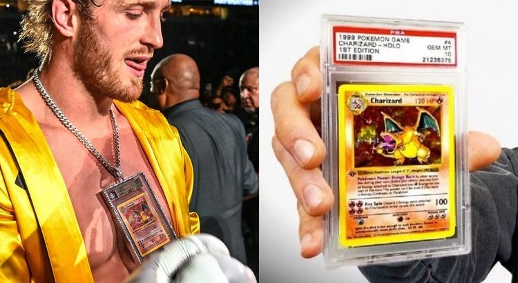 (mouv.fr)Logan Paul : pourquoi il portait une carte Pokémon à 150 000 dollars avant son combat face à Mayweather