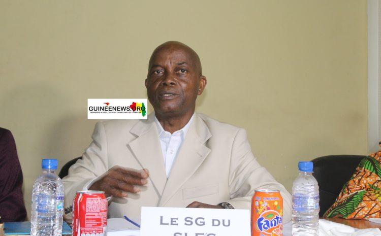 (Guineenews.org)L'USTG a-t-elle implosé ? Aboubacar Soumah crée la CSTG