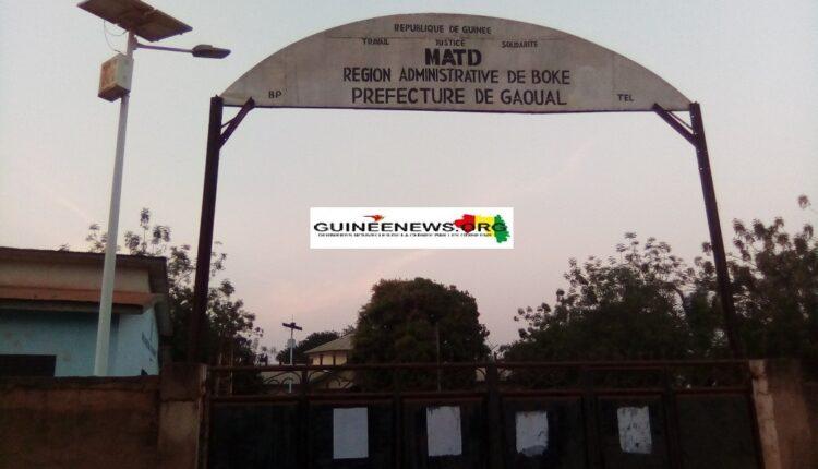 (Guineenews.org)Gaoual :un éboulement fait un mort et deux blessés à kounsitel.
