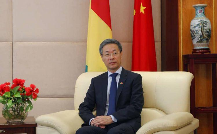 (Guineenews.org)« Clé d'Or » du Miracle de l'Orient : Dédié au 100e anniversaire de la fondation du Parti communiste chinois