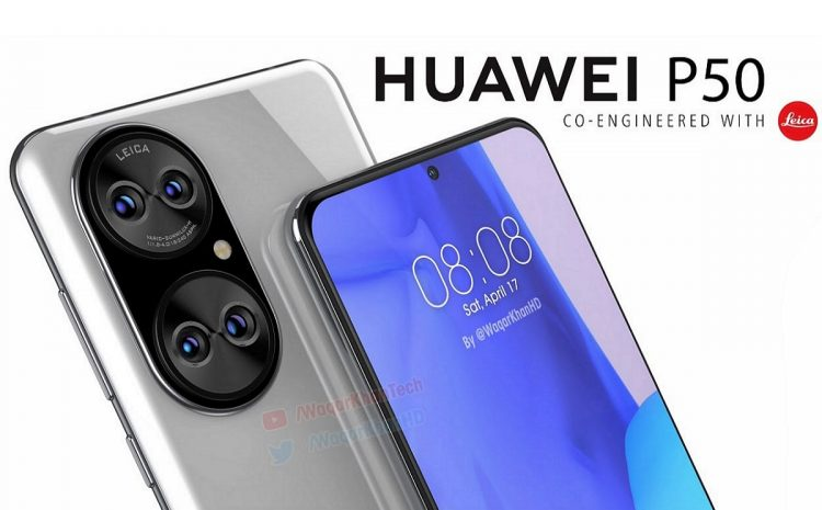 (phonandroid) Huawei P50 : HarmonyOS et lancement imminent, ça se confirme