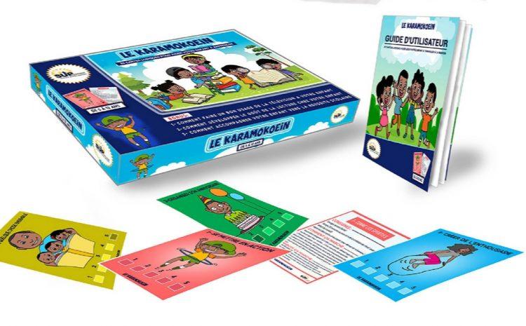 (Generation.com)Zoom sur « Le Karamokoein », ce jeu éducatif made in Guinea