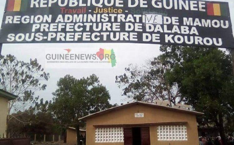 (Guineenews.org)Dalaba : la liste de la délégation spéciale divise à Kourou