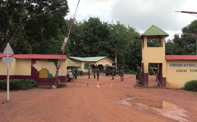 (Guieenews.org)Sécurité frontalière : des patrouilles frontalières en cours  en région forestière