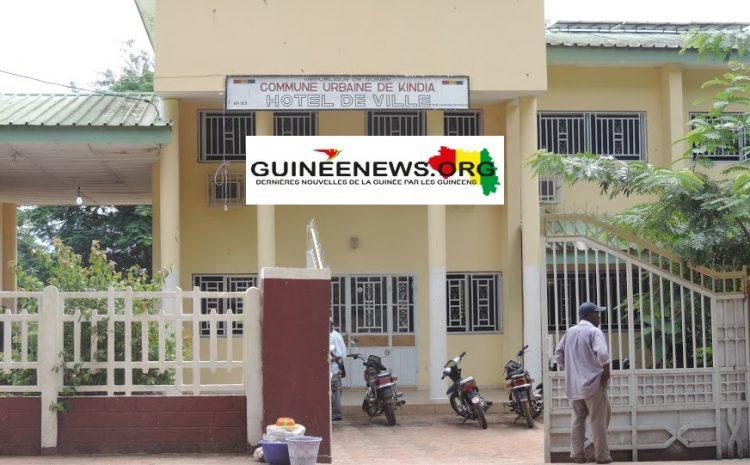 (Guineenews.org)Le maire de Kindia et ses adjoints convoqués : vers la mise en place d'une délégation spéciale?