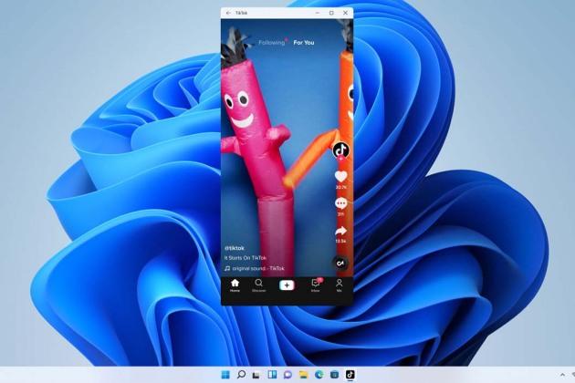 (01net.com/)Android sur Windows 11 : il devrait être possible d'installer n'importe quel fichier APK sur son PC