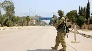 (rfi.fr)L'armée syrienne traque l'EI dans le désert central avec l'appui de l'aviation russe.